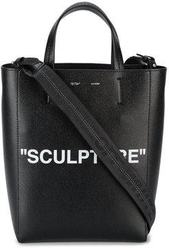 Off-White medium Sculpture tote bag