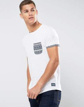 Tom Tailor T-Shirt with Printed Pocket