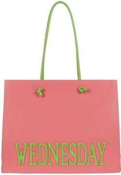 Alberta Ferretti Wednesday Shopper Bag