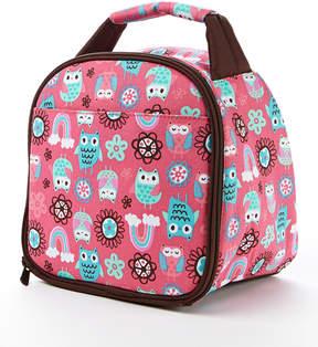 Fit & Fresh Rainbow Owl Gabby Insulated Lunch Bag