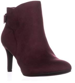 Alfani A35 Fawwn Ankle Booties, Mulberry.
