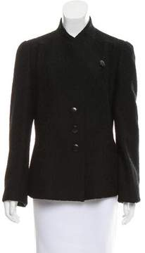 Armani Collezioni Tailored Wool Jacket