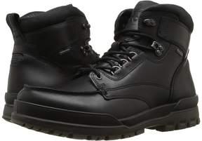 Ecco Track 6 GTX Moc Toe Boot Men's Lace-up Boots