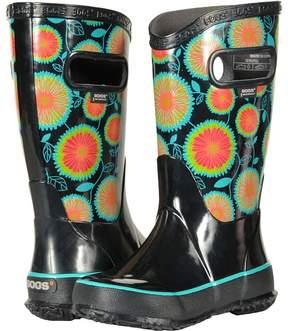 Bogs Rain Boot Wildflowers Girls Shoes