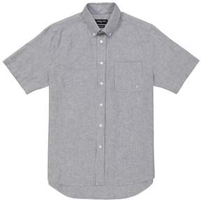 Commune De Paris Short Sleeve Button Down Shirt