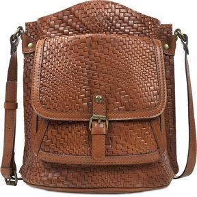Patricia Nash Woven Lavello Small Sling Bag