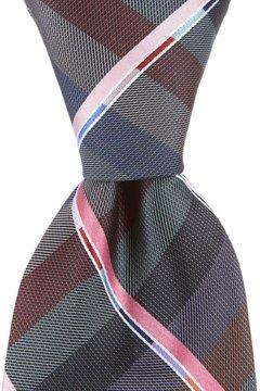 Murano Opposite Stripe Traditional Silk Tie