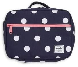 Herschel Polka-Dot Lunch Box