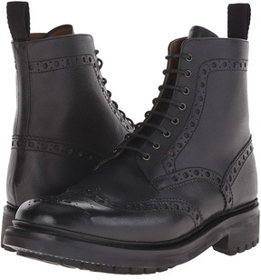 Grenson Fred Commando Men's Lace-up Boots