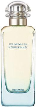 Hermes Un Jardin en Mé;diterrané;e ; Eau de Toilette Spray, 3.3 oz./ 100 mL