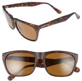 Smith Women's Tioga 57Mm Polarized Sunglasses - Vintage Havana Matte