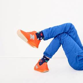 J.Crew Kids' New Balance® for crewcuts 24/7 sneakers with no-tie laces