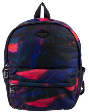 MZ Wallace Printed Nylon Backpack