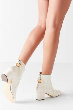 Urban Outfitters Harlow Faux Leather O-Ring Ankle Boot