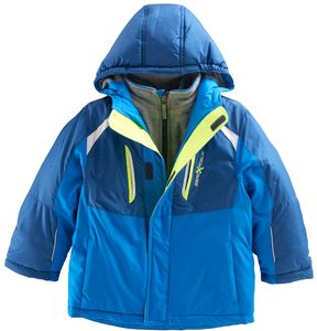 ZeroXposur Boys 4-7 Drake Heavyweight Jacket