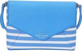 Kate Spade Fairmount Square Large Monday Crossbody - ALICE BLUE/CREAM - STYLE