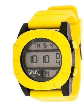 Everlast Men's Digital Watch - Yellow