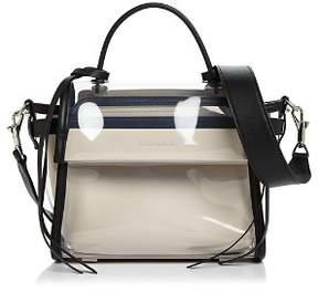 Elena Ghisellini Angel Small Leather Ghost Bag