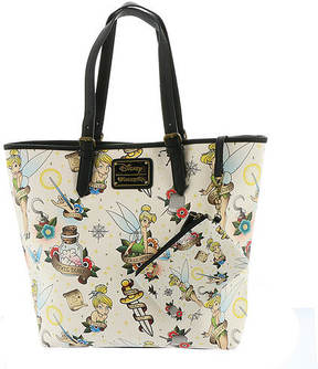 Loungefly Disney Tinkerbell Tote Bag