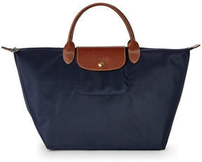 Longchamp Navy Le Pliage Small Tote - NAVY - STYLE