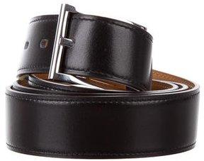 Hermes Gentle Box Leather Belt w/ Tags