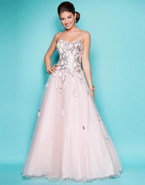 Blush Lingerie Dazzling Sweetheart A-Line Dress 5217