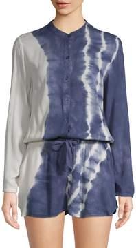 Bea Yuk Mui YFB Clothing Women's Printed Romper