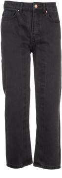 Aalto Cropped Panel Jeans