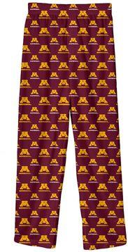 NCAA Boys 8-20 Minnesota Golden Gophers Team Logo Lounge Pants
