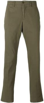 Aspesi chino slim fit trousers