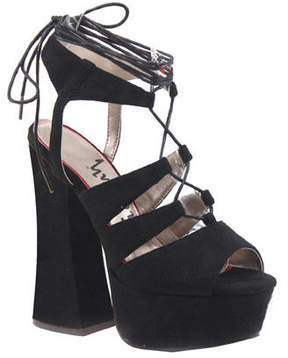 Luichiny Women's Try This On Platform Sandal