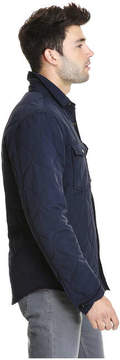 Joe Fresh Men's Quilted Jacket, JF Midnight Blue (Size S)