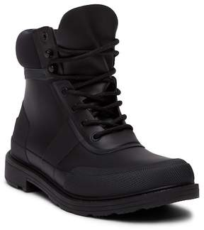Hunter Waterproof Rubber Commando Boot