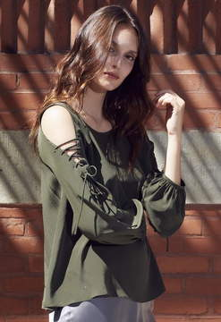 Amanda Uprichard Gibson Top