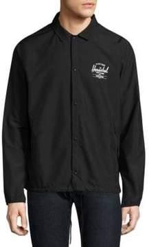 Herschel Coach Voyage Logo Shirt