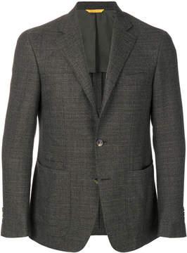 Canali plain blazer