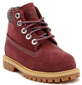 Timberland Premium Waterproof Leather Boot (Toddler & Little Kid)