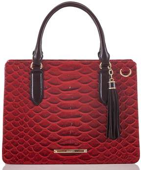 Brahmin Vardo Collection Small Camille Satchel