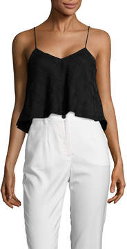Finders Keepers Women's Better Days Textured Camisole