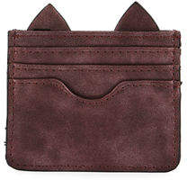 Neiman Marcus Cat Ears Small Card Case