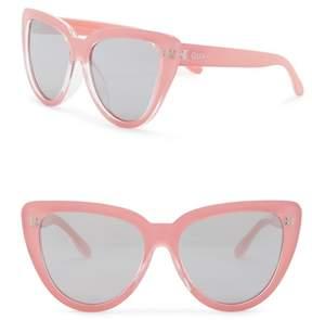 Quay 60mm Stray Cat Cat Eye Sunglasses