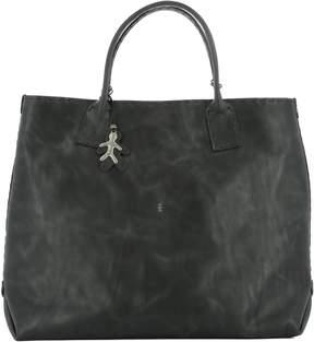 Henry Beguelin Black Leather Shoulder Bag