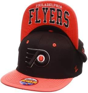 Zephyr Youth Philadelphia Flyers Undercard Snapback Cap