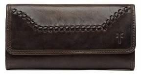 Frye Melissa Whipstitch Leather Wallet