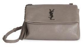 SAINT LAURENT West Hollywood Soft Flap Shoulder Bag