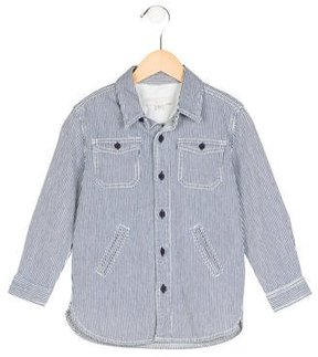 Stella McCartney Boys' Striped Button-Up Shirt