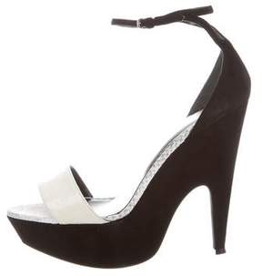 Narciso Rodriguez Mia Platform Sandals w/ Tags