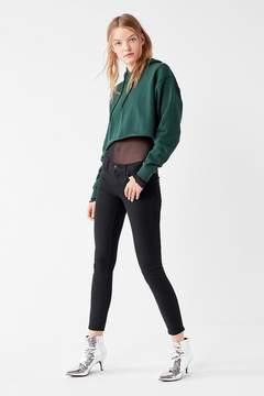 BDG Twig Mid-Rise Skinny Jean - Black