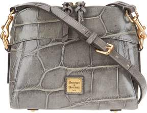 Dooney & Bourke Croco Leather Cameron Crossbody