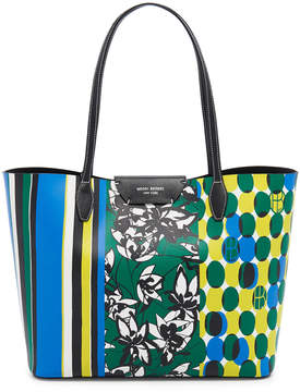 Henri Bendel West 57Th Printed Open Tote